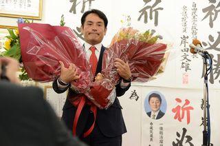 【速報】佐賀1区・岩田氏が比例で復活