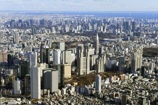 東京、コロナ警戒度最高レベルに