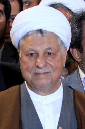 イラン元大統領から放射性物質?