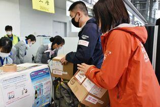 新型肺炎で中国に支援物資 佐賀市…
