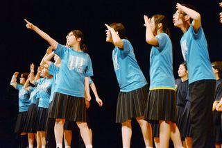 12校上演順が決定 さが総文演劇部門抽選会