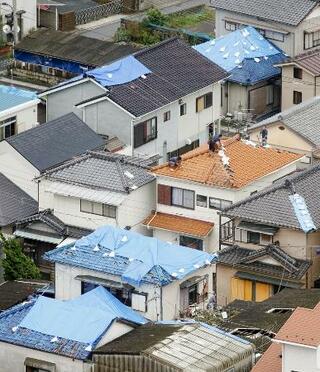 千葉の家屋修理で転落、死亡3人
