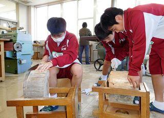 佐賀のニュース 復興支援で流木利用