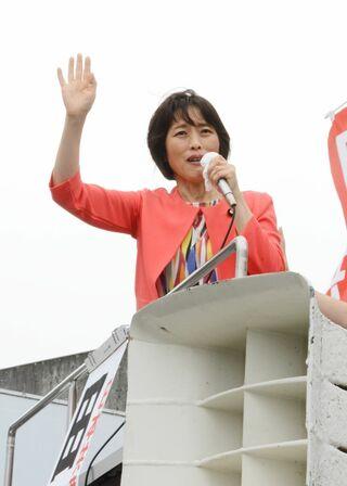 <来援語録>最低賃金統一必要性を訴え 共産・田村副委員長