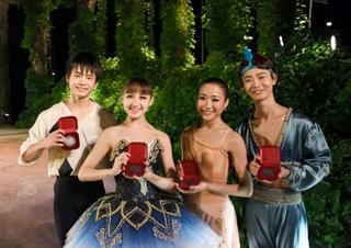 バルナ国際バレエ、五島さん2位