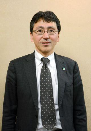 ティータイム 農林中金福岡支店長の及川勝治氏