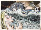 <新型コロナ>妖怪の絵に終息祈り 佐賀ゆかり「神社姫」投…