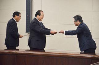 「佐賀県の説明は詭弁」柳川市長が県に抗議文