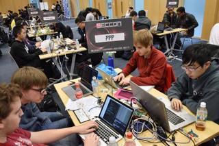国内最大ハッカー大会で日本3位