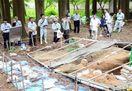 窯跡盗掘被害ゼロ 17年度県内、2000年以降初