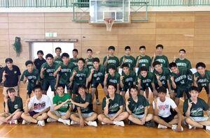 佐賀北高男子バスケットボール部