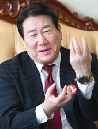 中国は重要地域と日航会長
