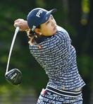 東海女子ゴルフ、サイが首位