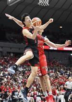 バスケBリーグ、A東京が初優勝