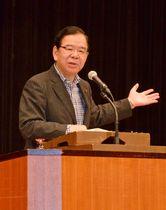 共産委員長、佐賀県知事選候補擁立…