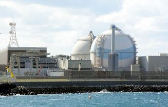 玄海原発内の焼却炉、気体廃棄物放…