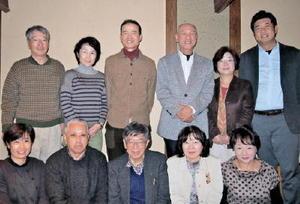 研修検討委員会のメンバーたち