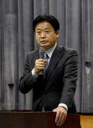 〈2021衆院選さが〉来援語録 立民・玄葉光一郎副代表「…