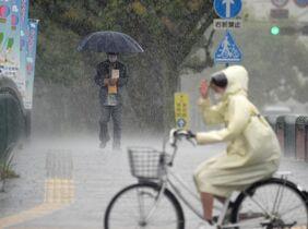 県内、梅雨入り