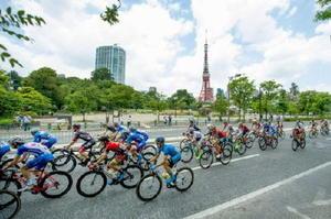 NTNが冠スポンサーとなった自転車レース「ツアー・オブ・ジャパン」(@2017TOJ)