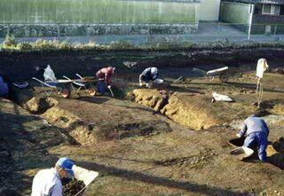 〈マチムラの記憶〉地下に眠る昔の集落跡-今泉遺跡