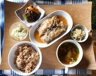 cafe・くれそんの「玄米菜食」