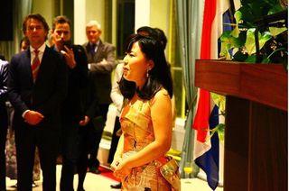 佐賀市出身のソプラノ歌手 立川さんオランダで奮闘