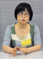 第161回直木賞に決まった大島真寿美(おおしま・ますみ)さん