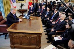 米中、3月首脳会談を検討