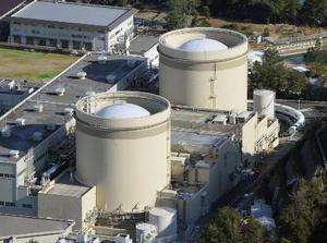 規制委、老朽4原発廃炉計画認可