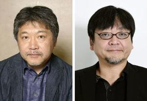是枝裕和監督、細田守監督