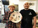 「孤独のグルメ」原作の久住昌之さん、嬉野の吉田焼窯元と箸…