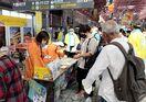 佐賀の観光物産 名古屋でPR ミカン完売し盛況
