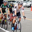 自転車の橋本、完走逃し反省