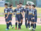 <GO!サガン>沖縄キャンプ、若手3選手が盛り上げ