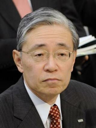 NHK次期会長に前田晃伸氏