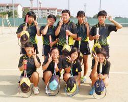 城西中・女子ソフトテニス部