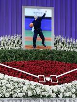 プロ野球、金田正一さんに別れ