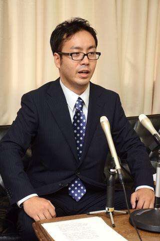嬉野市長選 村上氏が出馬表明