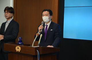 <新型コロナ>連休帰省自粛要請を検討 佐賀県知事、感染状況で判断