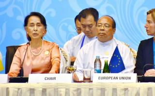 ASEM外相会合が開幕
