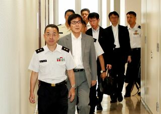 陸自ヘリ墜落事故で防衛省、佐賀県と3市町に原因説明