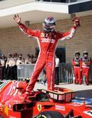 F1、ライコネンが5年ぶり勝利
