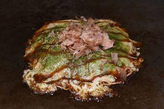 広島お好み焼じゃろの「肉玉チーズそば」