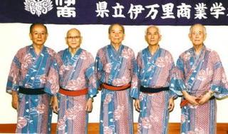 旧制伊万里商業学校(伊万里市脇田町)