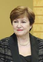 IMFのゲオルギエワ専務理事