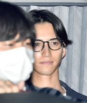 田口容疑者、大麻所持認める供述