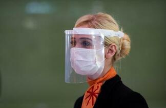 航空各社、感染防止対策を強化