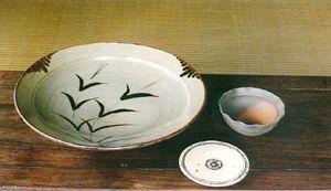 中里太亀 作陶30周年展「うつわと共に」
