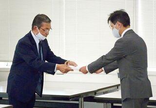 <オスプレイ配備計画>地元自治会が九州防衛局に説明会要望